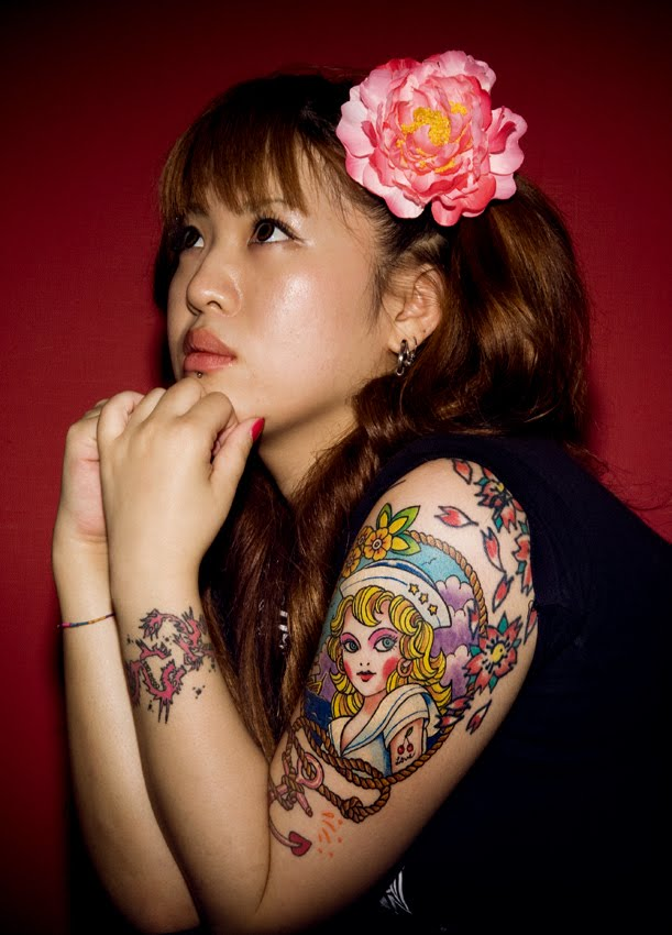 Beautiful Tattoos-Tattoo Ideas For Women