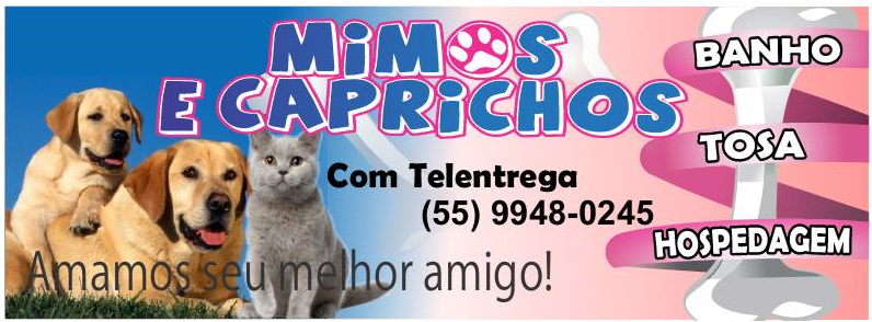 PET SHOP MIMOS E CAPRICHOS