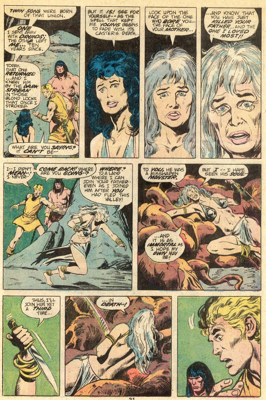 Conan the Barbarian (1970) Issue #45 #57 - English 18