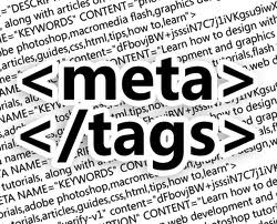 Setting Meta Tag Blog