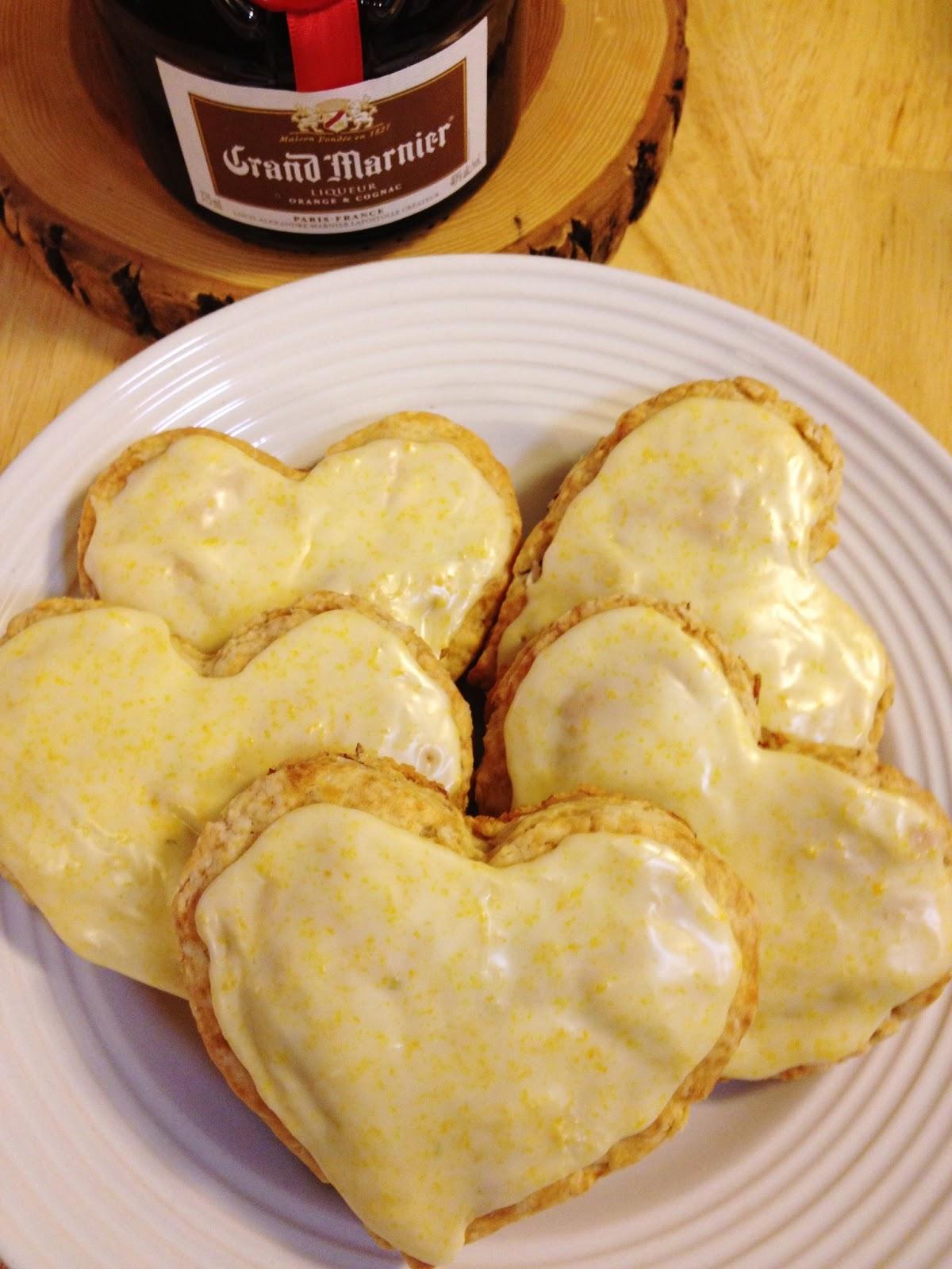 fried wontons with grand marnier caramel sauce frozen grand marnier ...