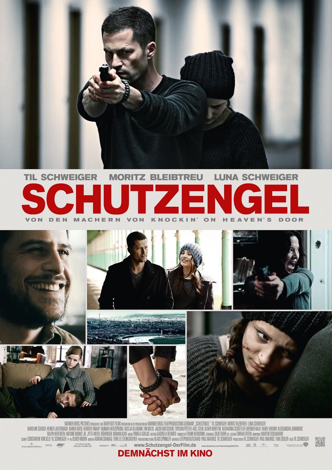 Anjo da Guarda – Dublado (2012)