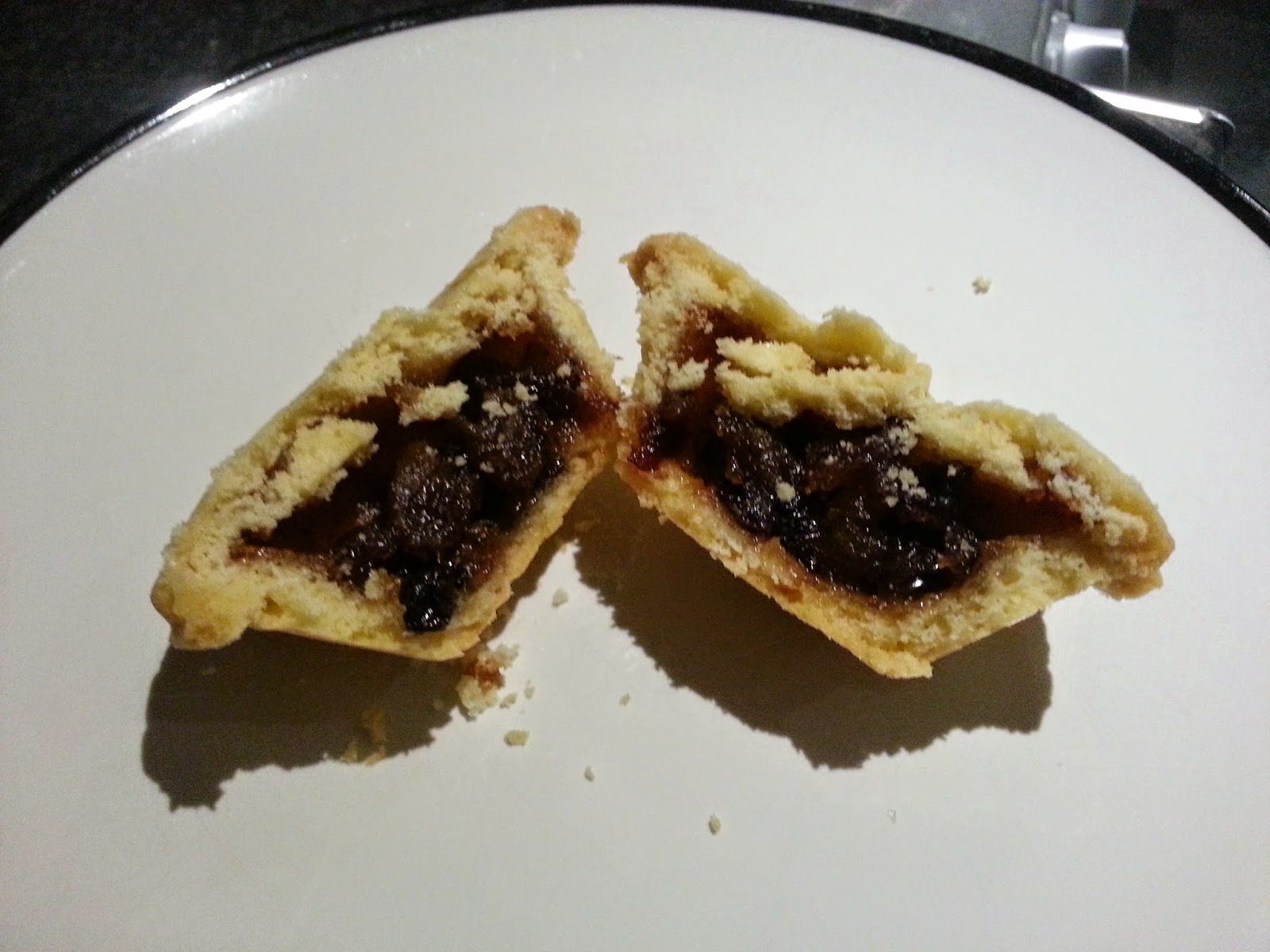 waitrose mince pies