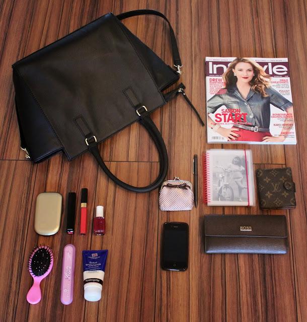 What´s in mx bag - Livinglove - Gewinnspiel Céline Bag - rundum by Otto