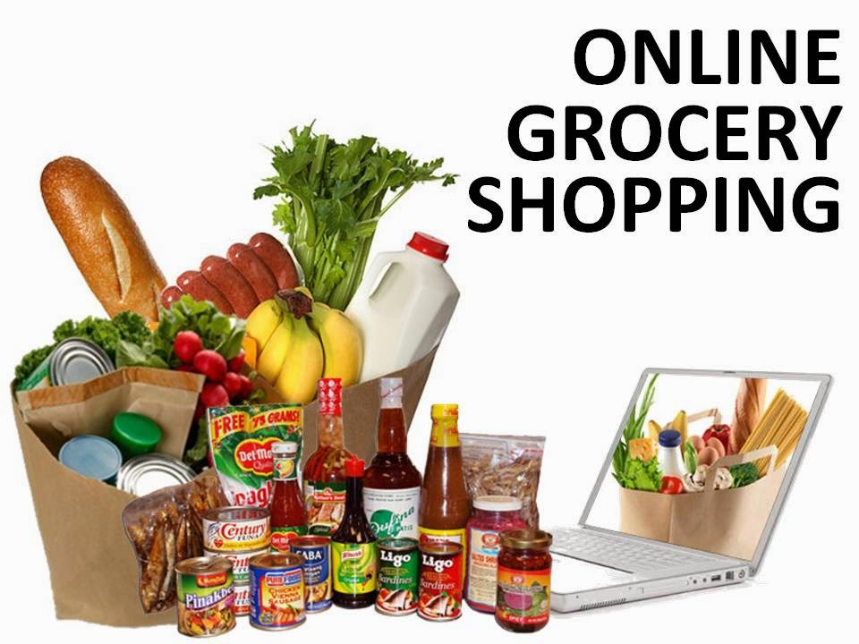 Is shopping for groceries online feasible in the Shopping for home