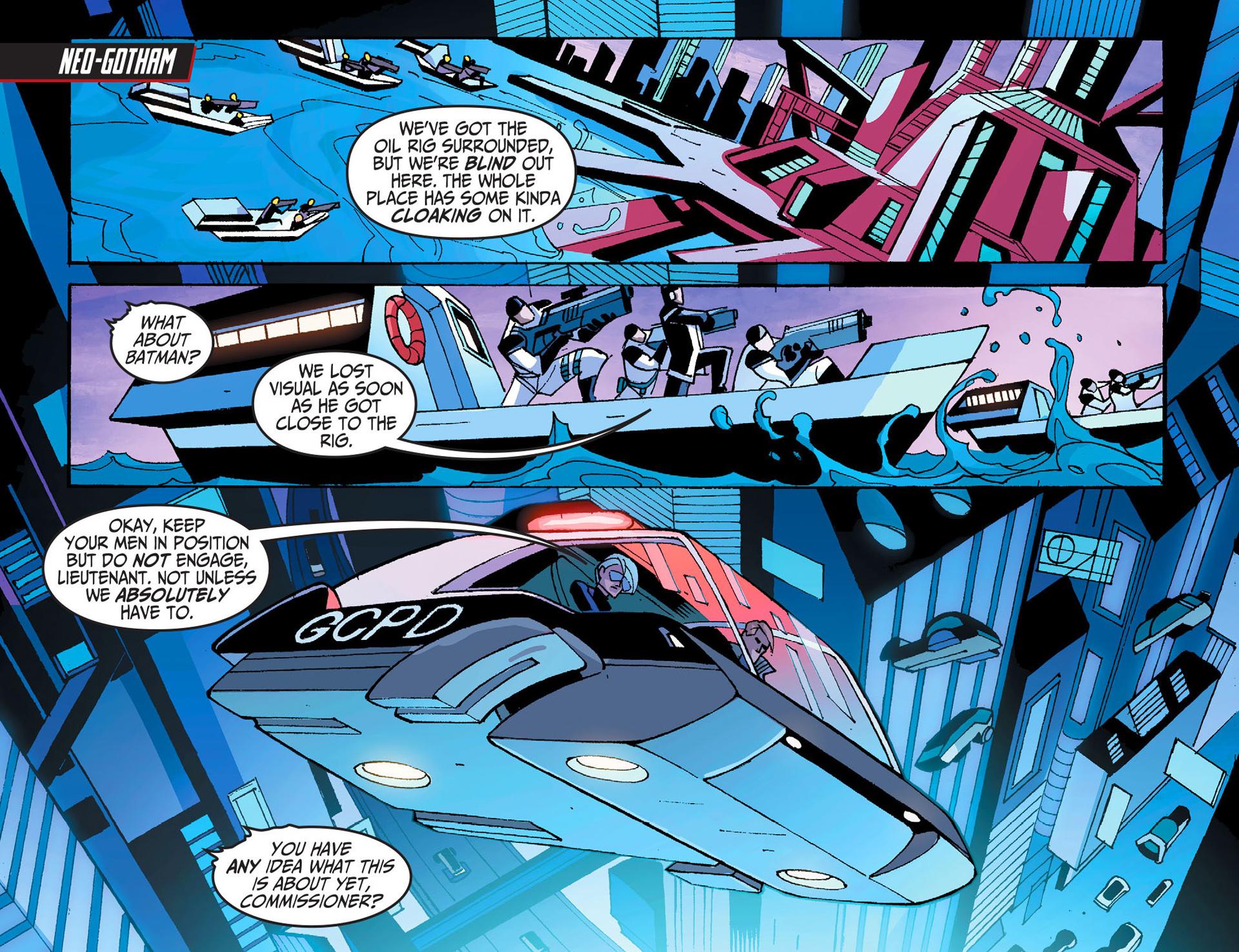 Batman Beyond 2.0 Issue #5 #5 - English 3