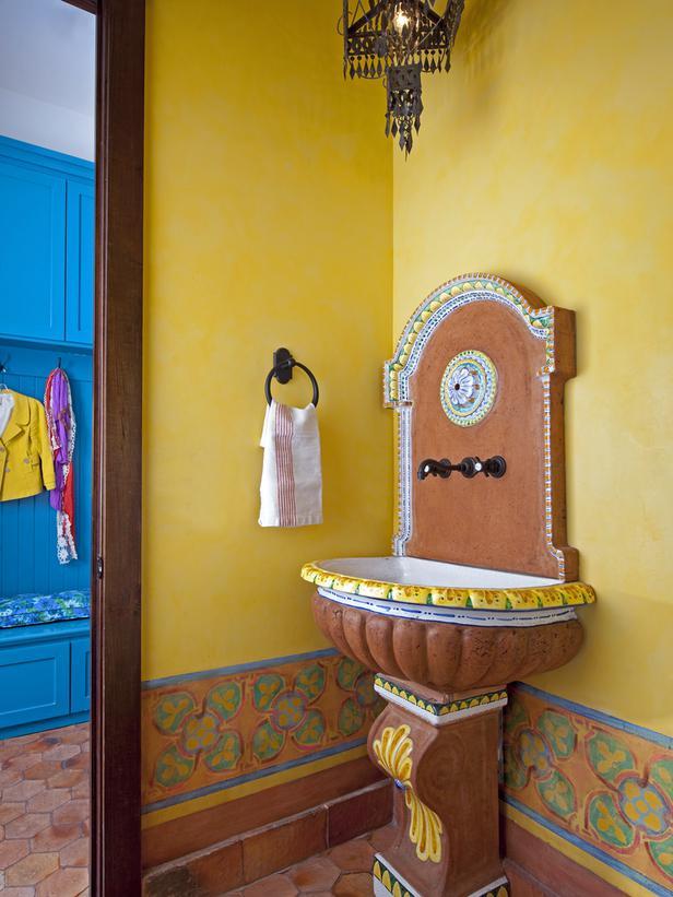 Meuble et decoration de salle de bain - Comment decorer sa salle de bain ...