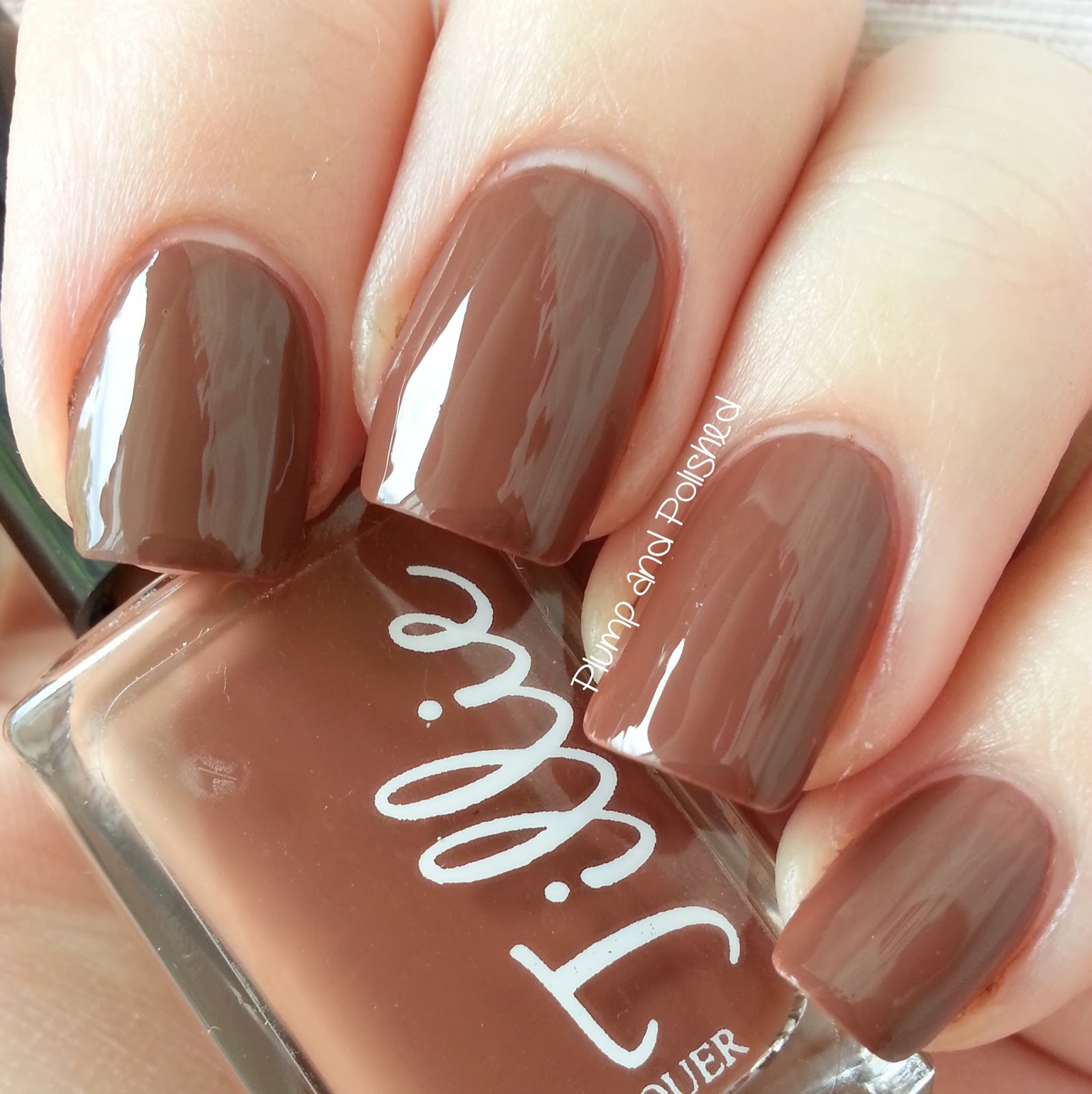 Plump and Polished: Tillie Polish - Falling Collection