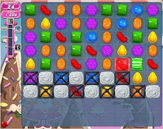 Candy Crush Saga Level 36: Hints and Tips