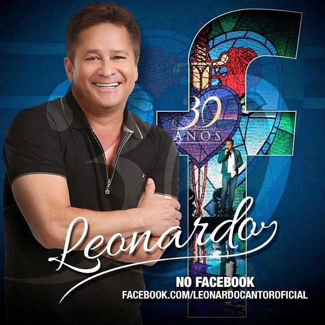Curta a Fã Page Oficial do Leonardo !