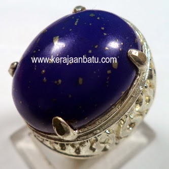 batu akik, antik, Batu Permata Natural Lapis Lazuli