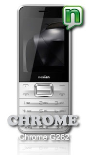 Nexian Chrome G262-8