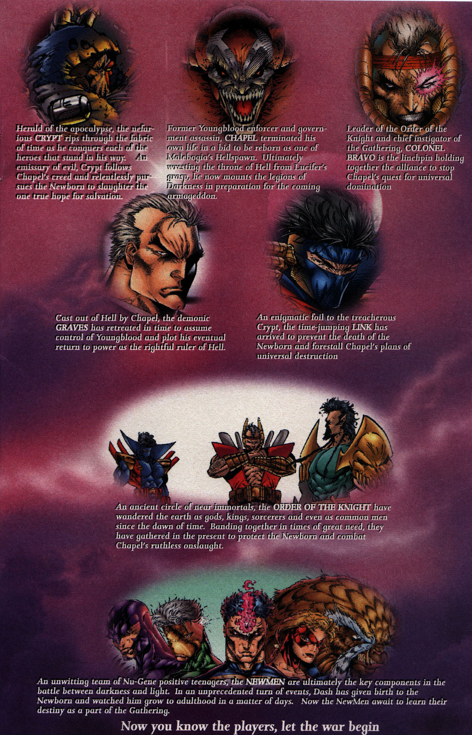 Read online Extreme Sacrifice comic -  Issue #1 - 5