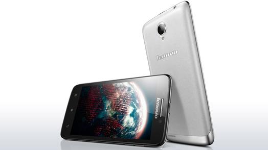 Spesifikasi dan Harga Lenovo S650, Smartphone Android 4.2 Jelly Bean RAM 1 GB
