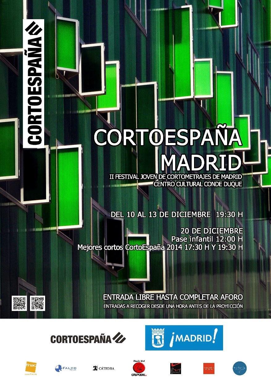 festival CortoEspaña