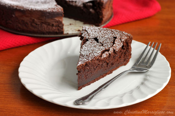 Recipes for chocolate souffle cake