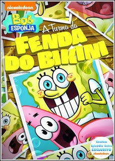Download Filme Bob Esponja E A Turma Da Fenda Do Bikini – DVDRip AVI + RMVB Dublado