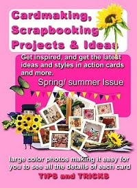 MY Newest Crafting Book, Now At amazon.com. This a Spring/ Summer C