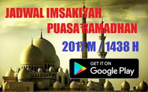 Jadwal Imsak 2017