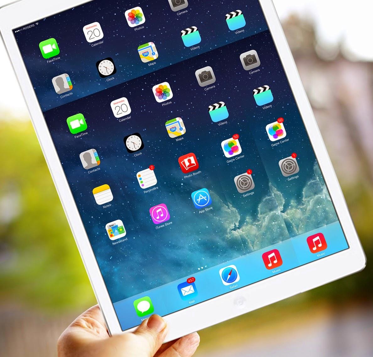 اخر الاخبار والاشاعات حول جهاز الجديد من ابل iPad Pro