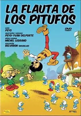 8435153684265 La flauta de los Pitufos (1976) Español