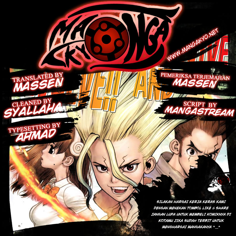 Dr. Stone Chapter 27-0
