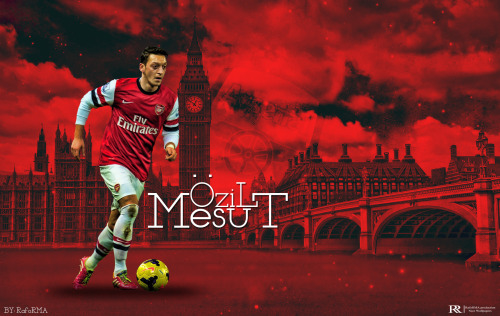 London Is Red Labels Mesut Ozil Wallpapers