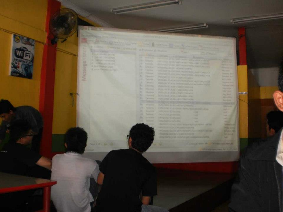 Materi SMS Gateway dari bang Yosef