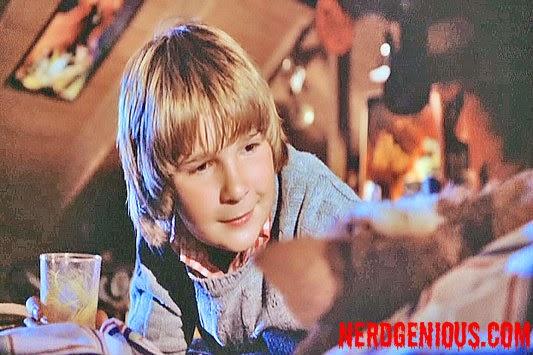 Lost Boys and Goonies child star Corey Feldman in Joe Dante and Chris Columbus's Gremlins