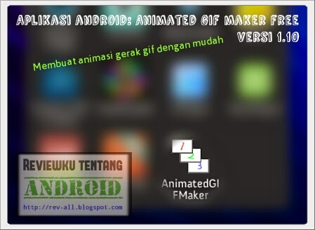Ikon Animated GIF maker free versi 1.10