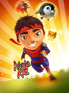 Download Ninja Kid Run Free - Fun Games Apk Full