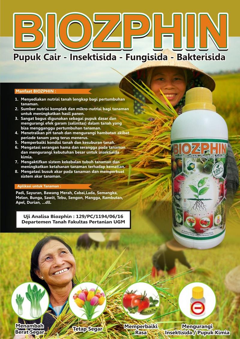 BIOZPHIN - BIO Fertilizier Multi Hara
