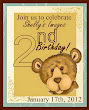 Shelly's Images 2nd Birthday