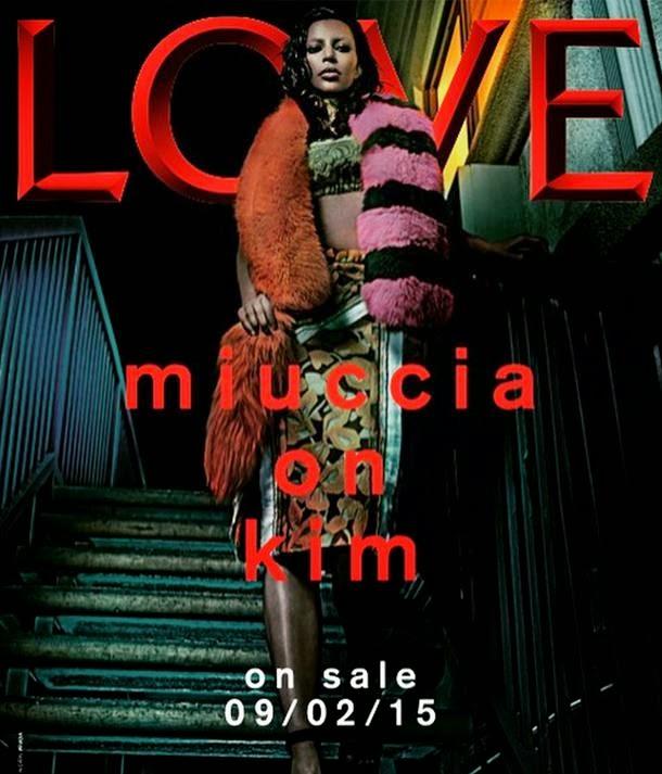 kim kardashian, love magazine, prince andrew, madonna,