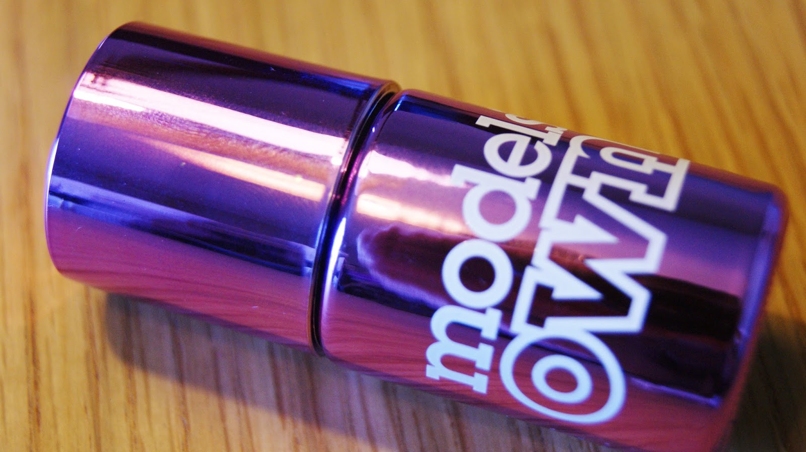 Models Own Chrome Mauve Nail Polish Bottle