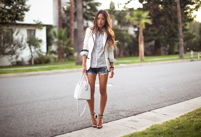Denim Shorts Obsession Song Of Style