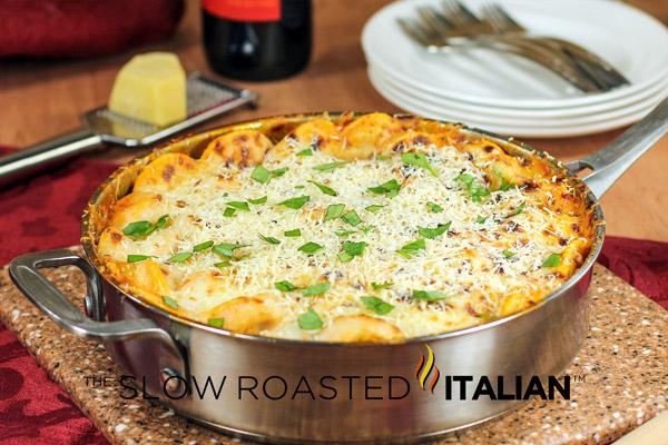 ... sausage lasagna do ahead ravioli sausage lasagna traditional sausage