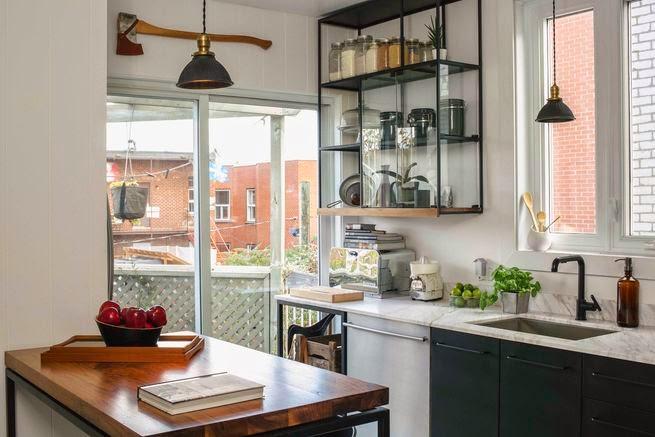 Die wohngalerie: ikea küche im angesagten vipp design