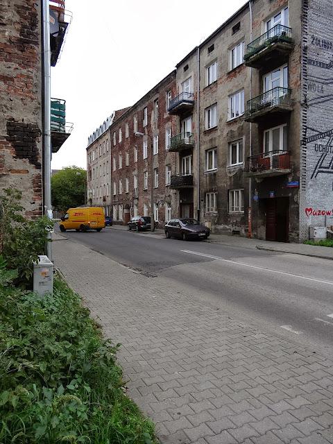 ulica Grodzieńska 20 w Warszawie