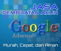 Jasa Google Adsense