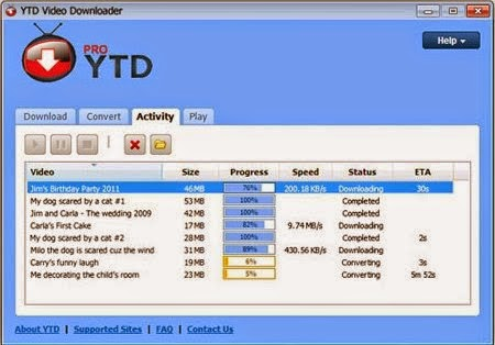 free ytd downloader for pc