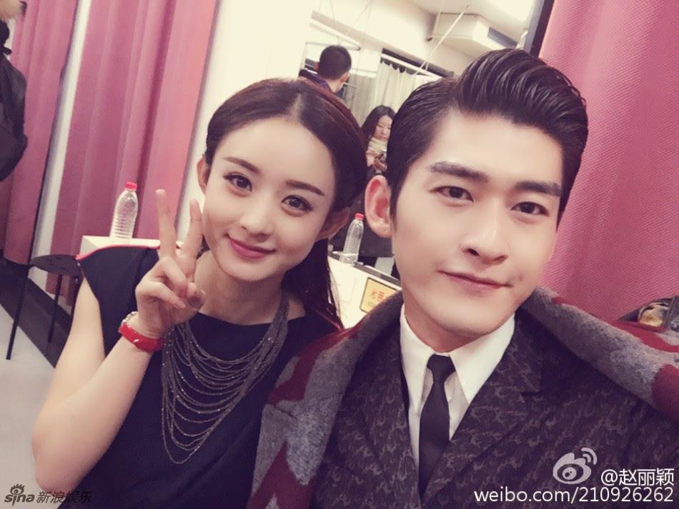 Hans Zhang and Zhao Li Ying reunite in upcoming romantic
