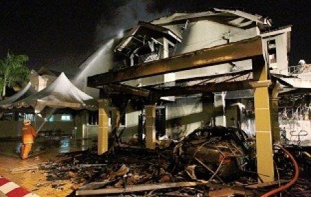 Punca Rumah Pengasas Vida Beauty Terbakar