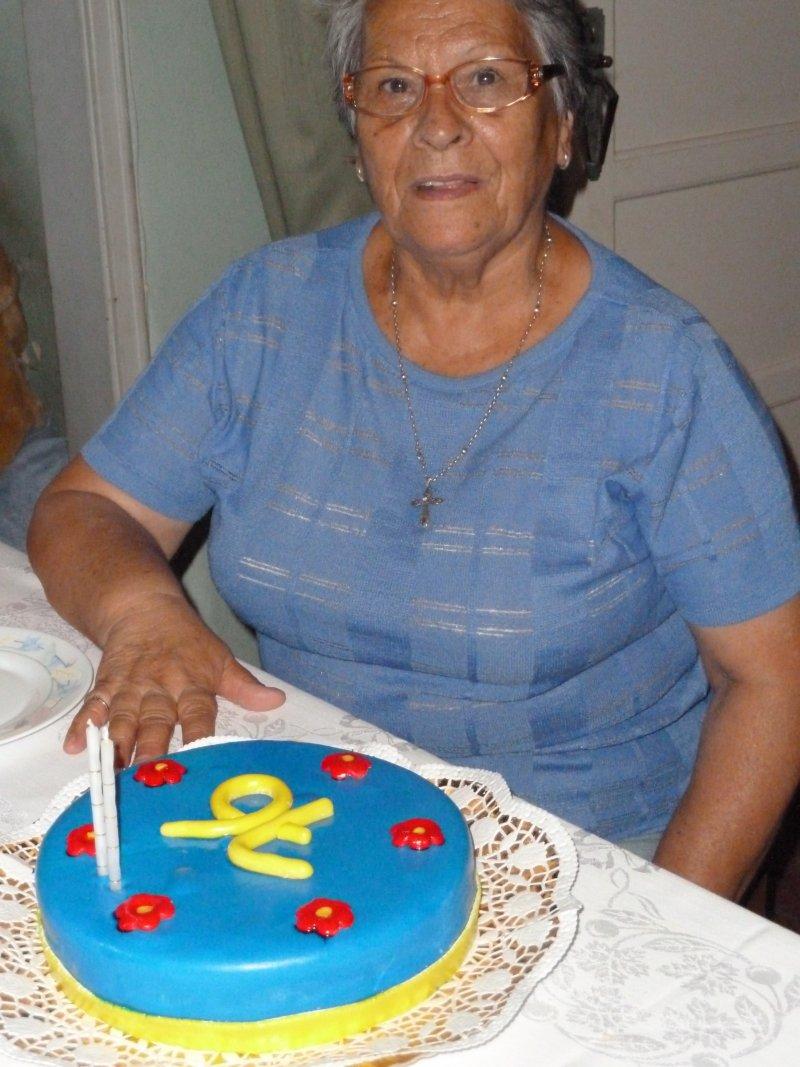 Aniversário da sogrinha