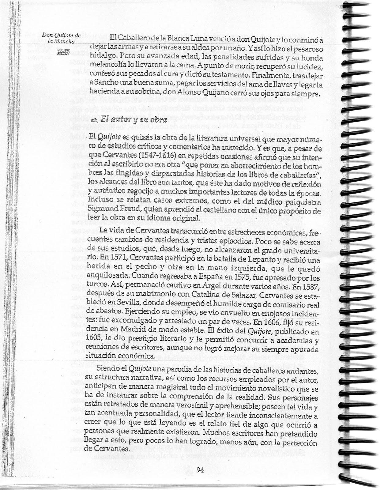don quijote de la mancha pdf romana