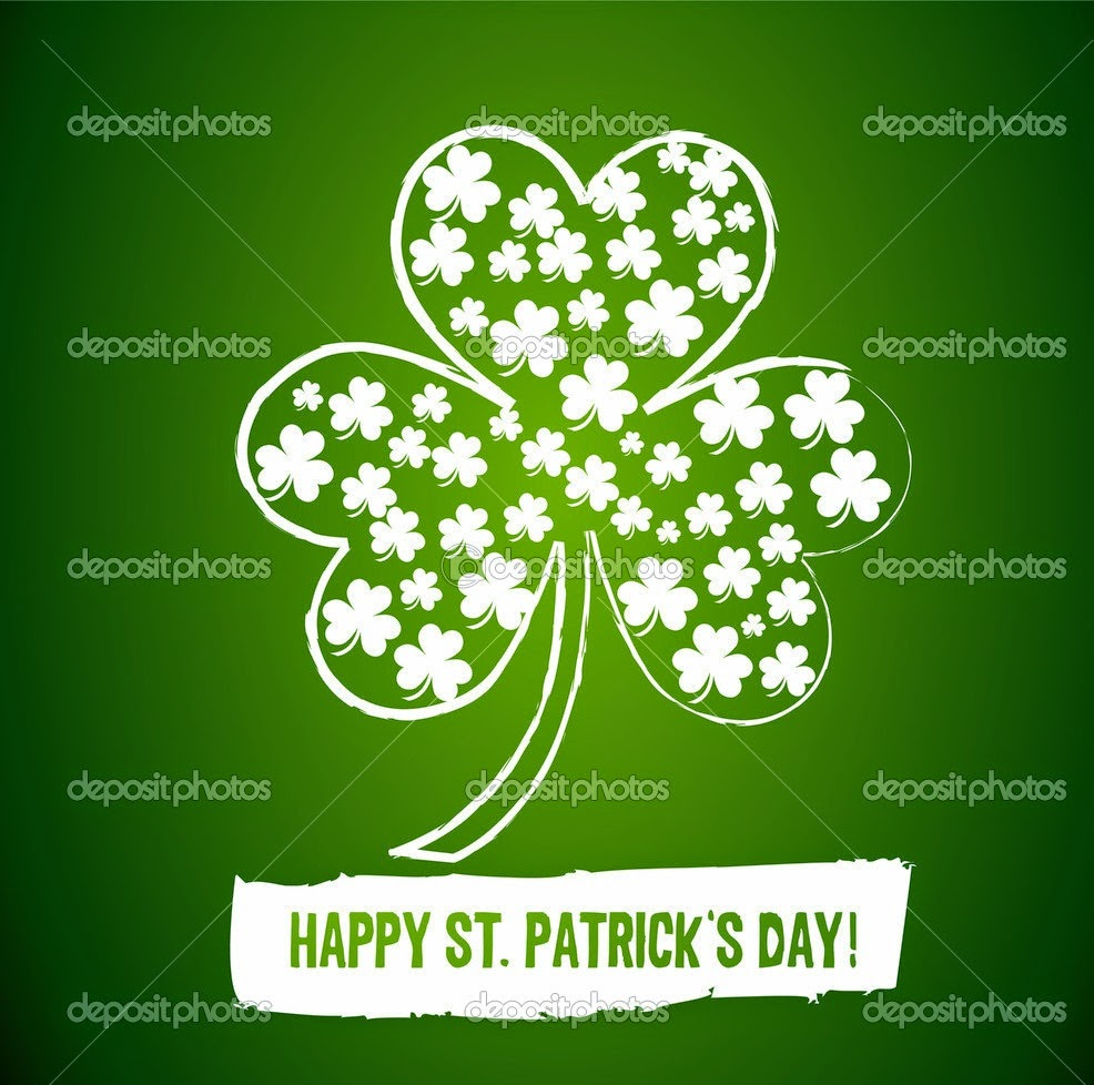 shamrock wallpapers for whatsapp