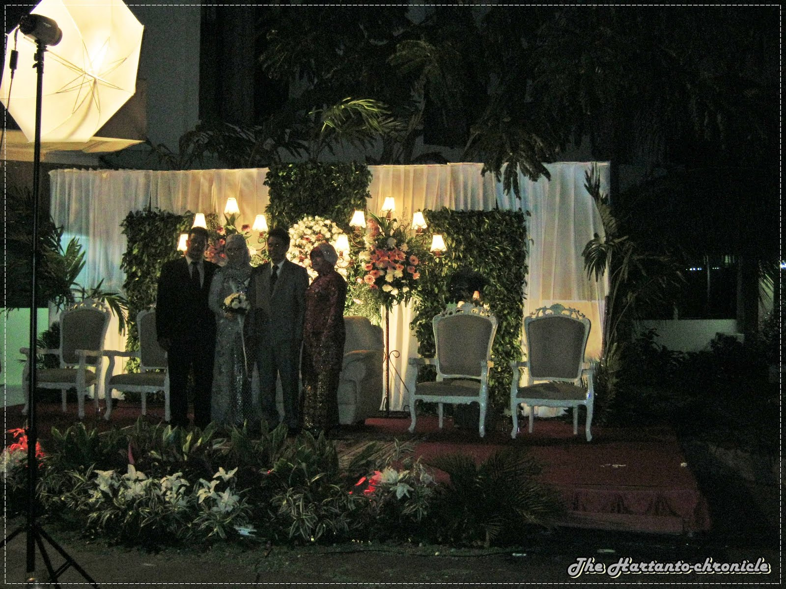 The Hartanto's Family: Wedding Spot : Gedung Musium Joang 45