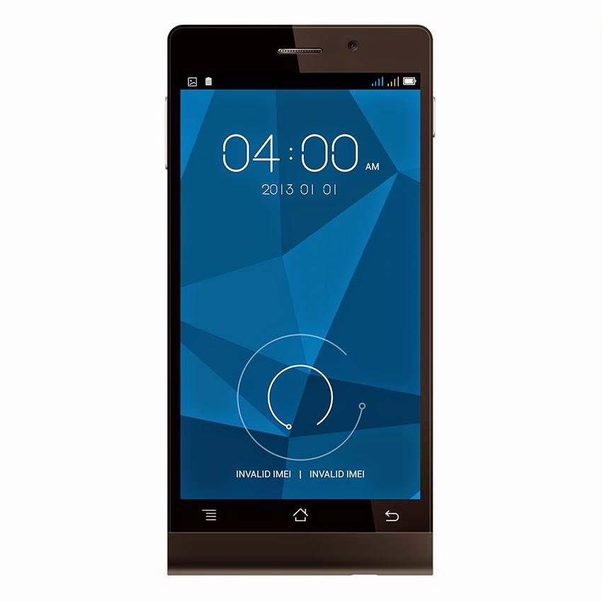 Harga K-Touch Octa Core, Ponsel Dual SIM