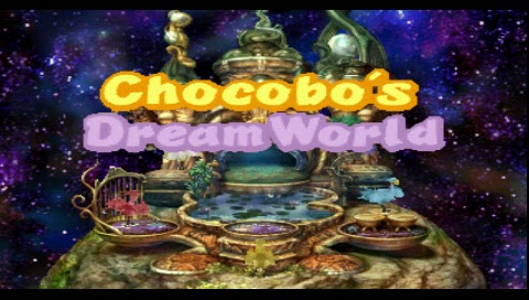 Final Fantasy IX, Chocobo's Dream World