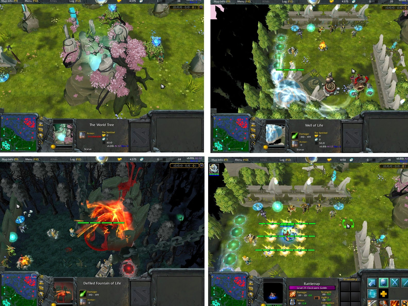 adrian lauw sharing dota 1 modification update 3 buildings